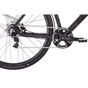 Serious Intention Urban polkupyörä, mattamusta